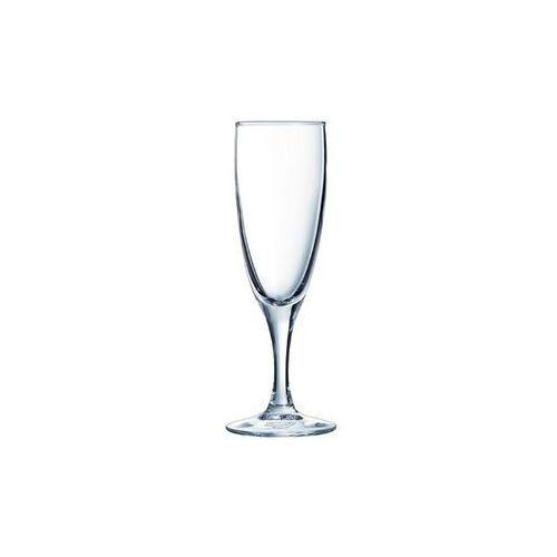 Szklane kieliszki do szampana 100ml 3½oz elegance marki Arcoroc