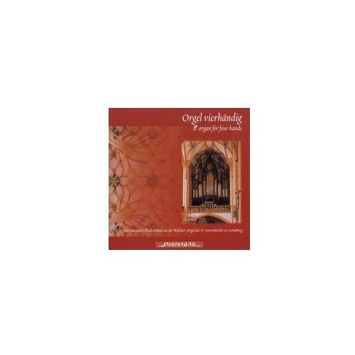 Querstand Orgel vierhandig - organ fo (4025796097061)
