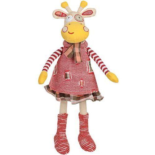 BabyOno Maskotka Żyrafa w sukience 0m+ z kategorii Pozostałe maskotki