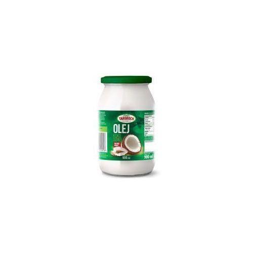 Targroch Olej kokosowy rafinowany 100% naturalny 900ml