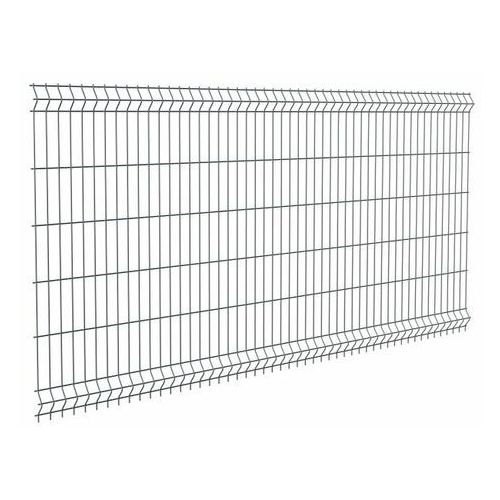 Panel ogrodzeniowy Polargos 123 x 250 cm oczko 5 x 20 cm antracyt (5902360114753)