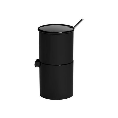 bond cukiernica + dzbanek na mleko 90 ml black marki Loveramics