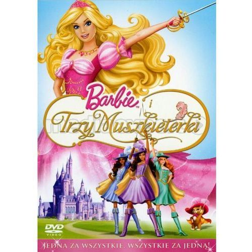 Filmostrada Film tim film studio barbie i trzy muszkieterki barbie and the three musketeers
