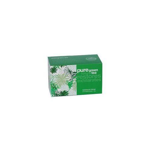 Herbata zielona cejlońska marki Kolorowe herbaty