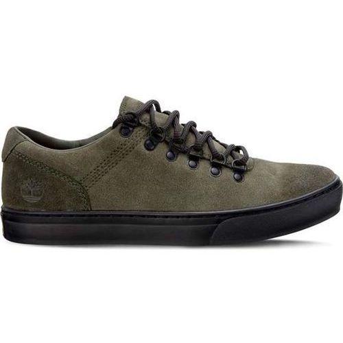 Buty adv 2 0 cupsole alpine oxford grape leaf - męskie sneakersy - zielony marki Timberland