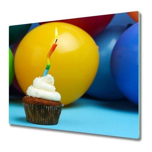 Deska do krojenia Urodzinowa babeczka