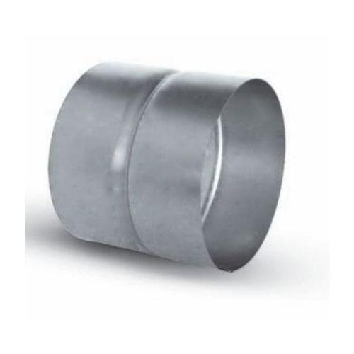 Mufa - złączka mufowa ocynkowana dn 160 marki Elementy okrągłe bez uszczelki