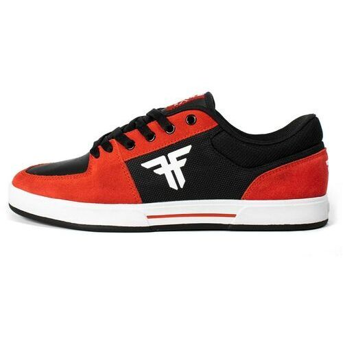 buty FALLEN - Patriot Billy Marks Black/Red/White (BLACK-RED-WHITE) rozmiar: 40, kolor czerwony