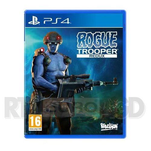 Rogue Trooper Redux (PS4) Darmowy transport od 99 zł | Ponad 200 sklepów stacjonarnych | Okazje dnia!