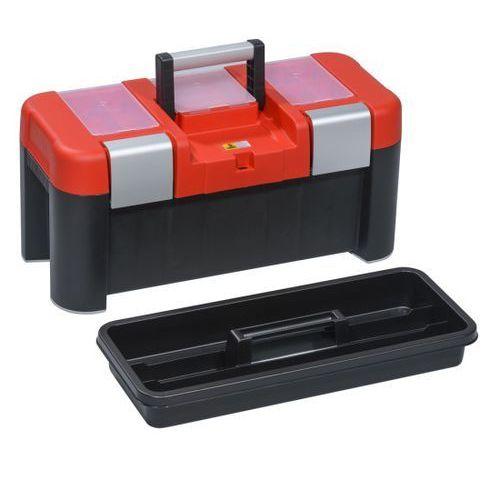 Plastikowe walizki na narzędzia mcplus alu 21 marki Allit