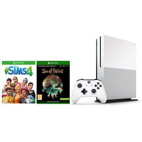 Konsola Microsoft Xbox One S 1TB. Tanie oferty ze sklepów i opinie.