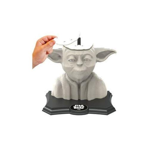 EDUCA Puzzle 3D Rzeźba Yoda, 5_501975