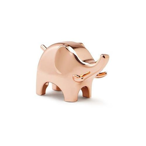 - stojak na biżuterię anigram słoń miedziany marki Umbra