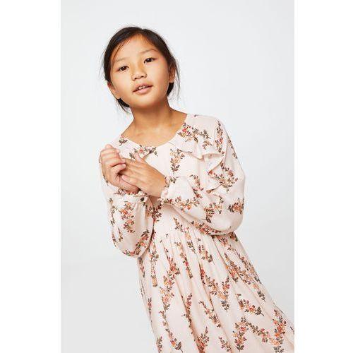 - sukienka dziecięca windsor 110-164 cm marki Mango kids