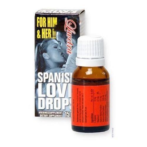 Cobeco Hiszpańska krople miłości - dla niej i dla niego 15ml | 100% dyskrecji | bezpieczne zakupy