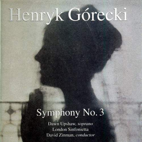 Symphony no. 3 (of sorrowful songs) marki Warner music / atlantic