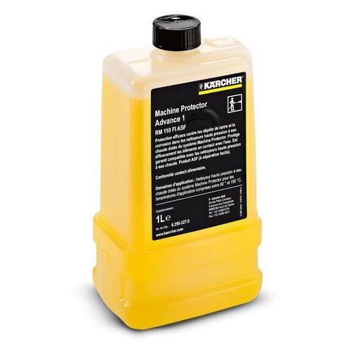 Karcher Rm 110 asf (1 litr) - preparat ochronny do myjek wysokociśnieniowych z podgrzewaniem wody ( 6.295-623.0)