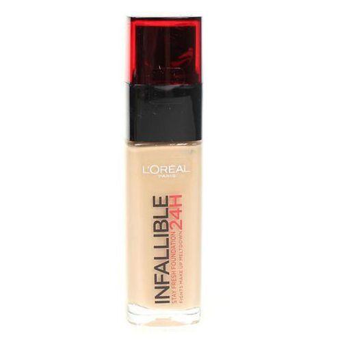 L'Oréal Paris Infallible Infallible długotrwały podkład w płynie odcień 140 Golden Beige (Stay Fresh Foundation 24H) 30 ml