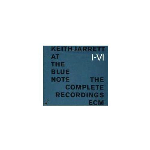 Universal music / ecm At the blue note - complete recordings ecm (0731452763822)