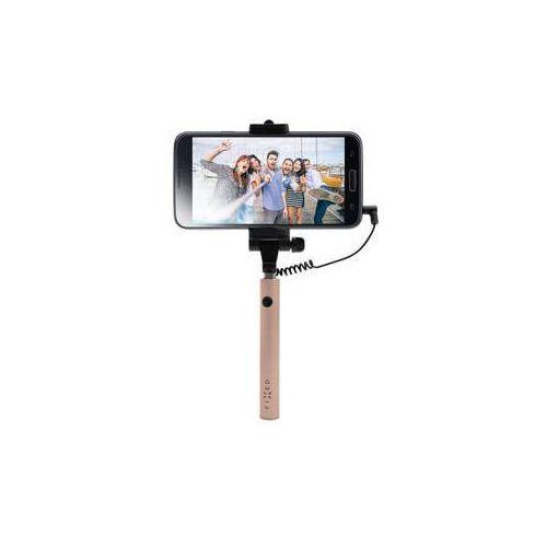 Fixed Selfie pręt  snap mini - różowy/złoty (fixss-snm-rg) różowa/złota