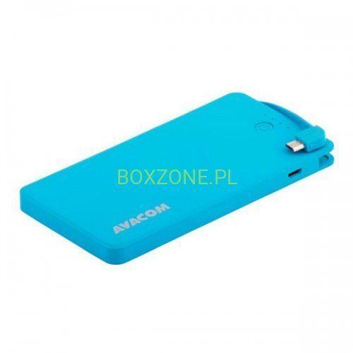 Powerbank Avacom PWRB-4000B niebieski Darmowy odbiór w 21 miastach!, PWRB-4000B