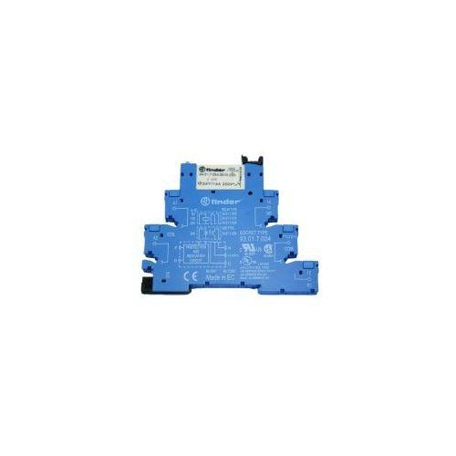 Gniazdo śrubowe do serii 34 110…125V AC/DC 93-01-0-125, 93-01-0-125