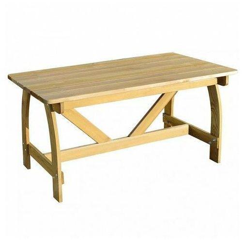 Stół ogrodowy Province - drewno sosnowe