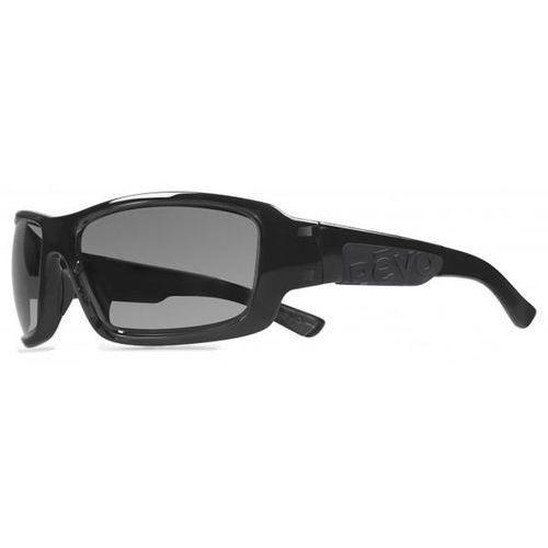 Okulary Słoneczne Revo RE1005 STRAIGHTSHOT SERILIUM Polarized 01 GY, kolor żółty