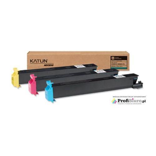Toner 47442 Yellow do drukarek Minolta (Zamiennik Minolta TN-214Y / A0D7254) [18.5k]