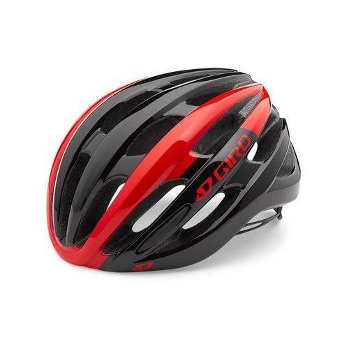 foray mips kask rowerowy czerwony/czarny 51-55 cm 2018 kaski rowerowe marki Giro
