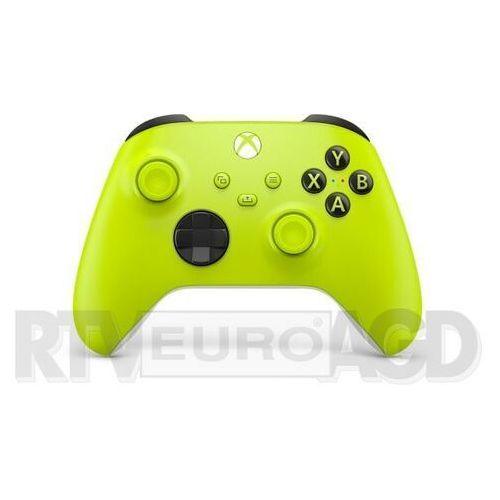 Microsoft Xbox Series Kontroler bezprzewodowy (electric volt)