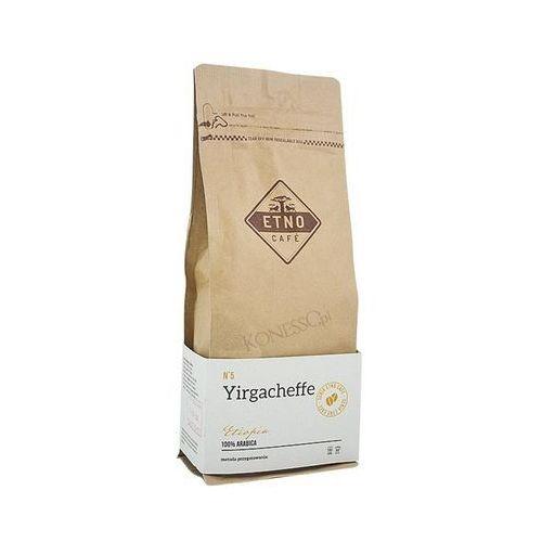 Etno cafe yirgacheffe 0,25 kg. Najniższe ceny, najlepsze promocje w sklepach, opinie.