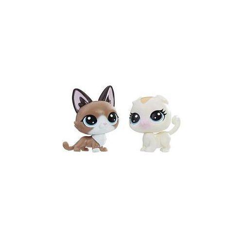 Dwupak figurek Littlest Pet Shop Hasbro (Radar & Bella), B9389 E0946