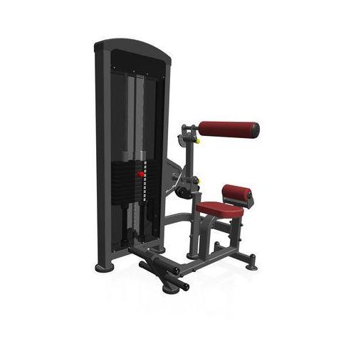 Marbo sport Maszyna 2-w-1 na grzbiet i brzuch ze stosem mp-u220 -