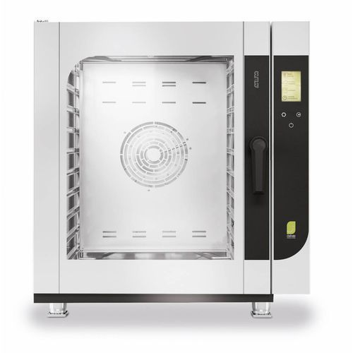 Piec konwekcyjno-parowy Chefmate Full Touch | elektryczny | 10x GN 1/1 lub 600x400mm