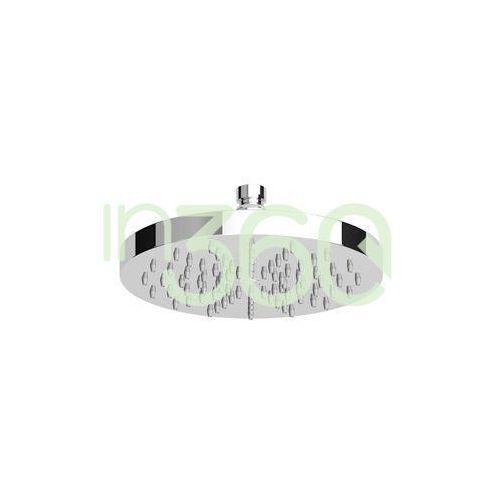 Zucchetti on deszczownica natryskowa abs 200 mm, z systemem zapobiegającym osadzaniu się kamienia, chrom z94182