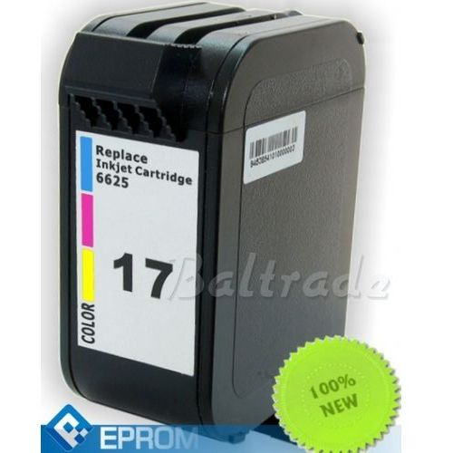 Eprom Tusz hp 17 kolor 48 ml (c6625ae?), kategoria: tusze