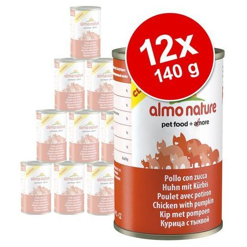 ALMO NATURE Filet z kurczaka - puszka 24x140g (8001154120240)