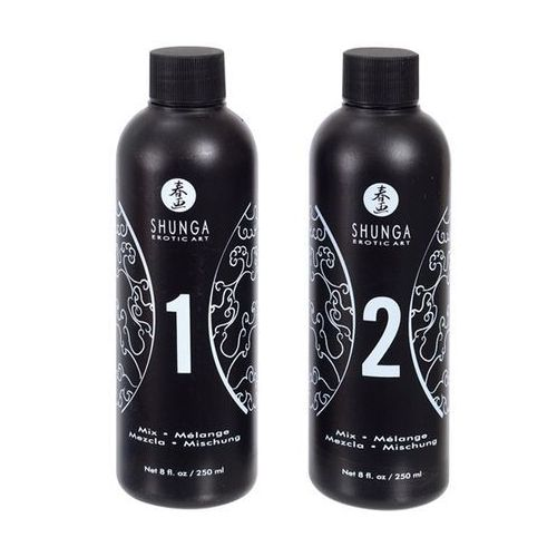 Żel do masażu całym ciałem - massage gel masaż truskawkowy marki Shunga