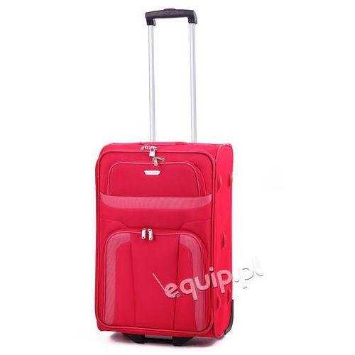 Walizka średnia orlando - czerwony marki Travelite