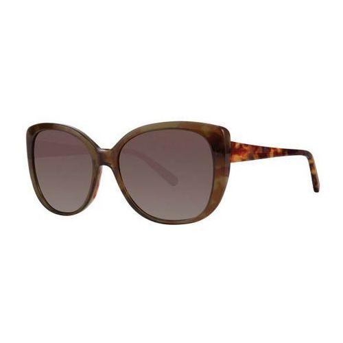 Vera wang Okulary słoneczne v452 lime tortoise
