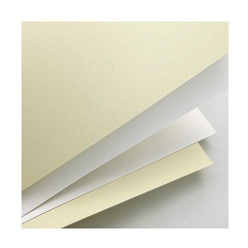 Karton ozdobny a4 standard gładki biały 250 g/m2 , 20 ark. marki Argo