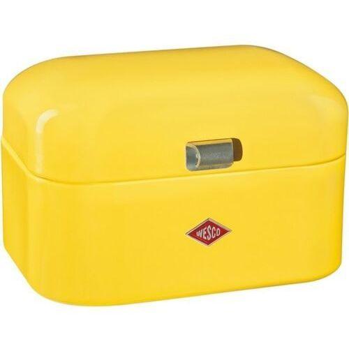 - pojemnik na pieczywo single grandy - żółty marki Wesco