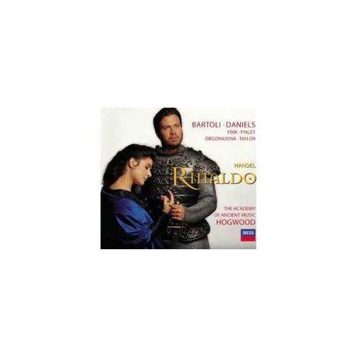 Universal music / decca Rinaldo - complete opera (original 1711 version) hwv7a