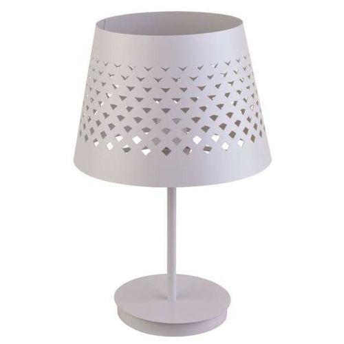 Sigma Lampka krop szara stołowa do sypialni nocna (5902335263318)