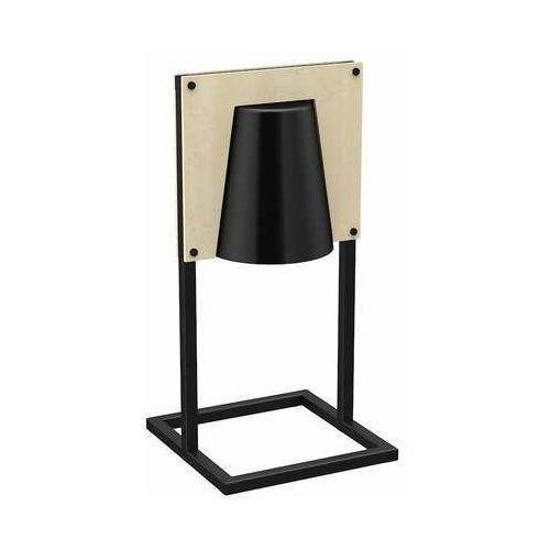 Milagro Noah Black MLP5543 lampa stołowa lampka 1x60W E27 czarny (5902693755432)