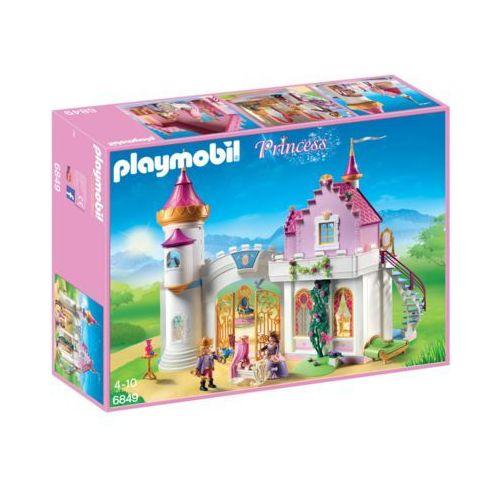 Playmobil PRINCESS Zameczek księżniczki 6849