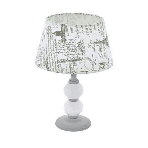 Eglo 43247 - Lampa stołowa LARACHE 1xE14/40W/230V