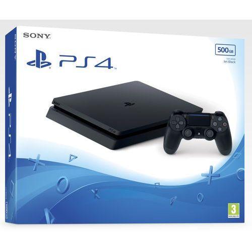 Konsola Sony Playstation 4 Slim 500GB. Najniższe ceny, najlepsze promocje w sklepach, opinie.