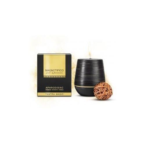 Świeca zapachowa MAGNETIFICO Aphrodisiac Candle Tantra Magic 34h 010304